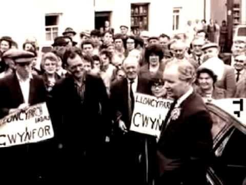 Wales Resurgent - Gwynfor Evans