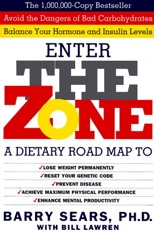 9 best the zone diet images on pinterest barry sears zone diet enter the zone by dr barry sears fandeluxe Images