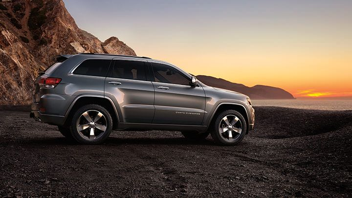 The Perfect California Road Trip Car - @jeep  Grand Cherokee. Listed in Best Road Trip Cars And Where I'd Drive Them by Trevor Morrow Travel