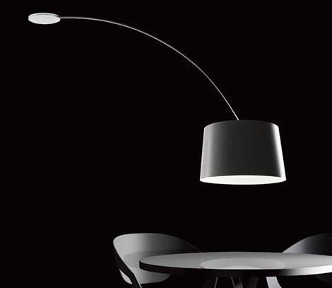 Trendy Modern Floor Lamps - 6 very tall floor lamp designs | Captivatist