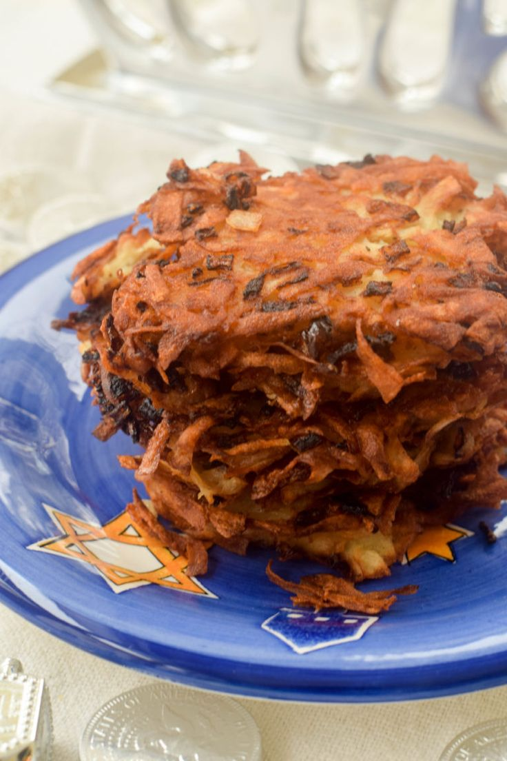 How to make the best potato latkes of your life this Hanukkah!