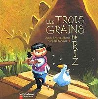 Les trois grains de riz - Père Castor - Flammarion: proposition de séquence en moyenne section - site DSDEN Val de Marne