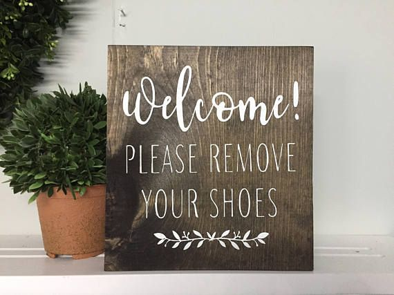 Best 25 No Shoes Sign Ideas On Pinterest Your Shoes