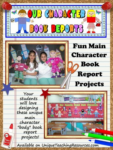 main character body book report projects Every day summary & study guide includes detailed chapter character descriptions, themes, and more toggle navigation sign up | sign every day summary & study guide includes comprehensive information and analysis to help you understand the book this study guide contains the following.