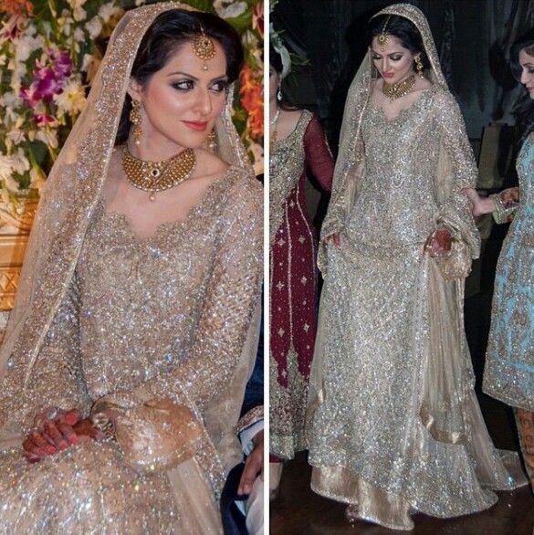 Gorgeous pakistani bride