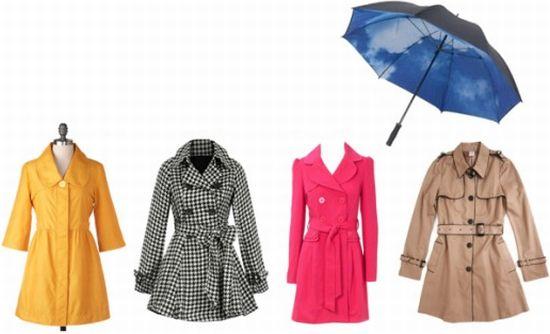 Nos dias de chuva, é bem complicado sair de casa, além de rolar aquela preguiça básica, ainda por cima, temos que nos preocupar com que roupa usar, para