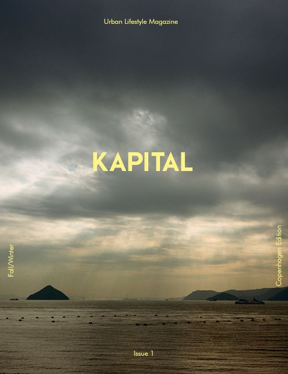 Media Kit | Kapital Magazine on Behance
