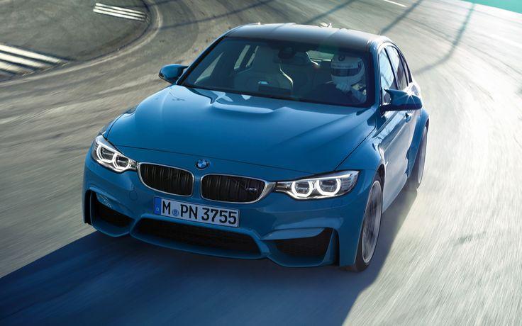 BMW M3 Berlina - Imágenes y vídeos