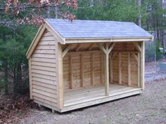 Firewood Wood Shed Plans If you would like to see great tips about woodworking http://woodesigner.net can help!