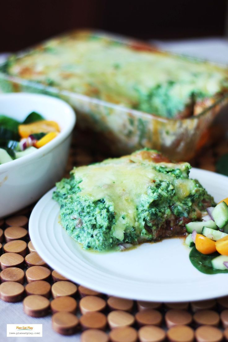 The Ultimate Healthy Pasta Free Lasagna Recipe http://www.planeatplay.com/pasta-free-lasagna/?utm_campaign=coschedule&utm_source=pinterest&utm_medium=Plan%20Eat%20Play&utm_content=The%20Ultimate%20Healthy%20Pasta%20Free%20Lasagna%20Recipe The creamy zucchini and basil layer is the addition to this dish that makes it stand out from every other pasta free lasanga recipe.