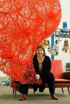 Sticky and Raw: Joana Vasconcelos em Versalhes, isto sim é Orgulho Nacional