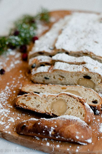 "carpe-aevitas: "" Christmas stollen by 3liz4 on Flickr. """