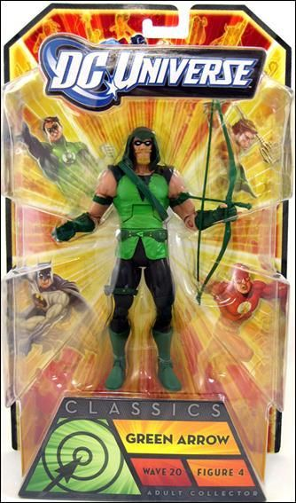 DC Universe Green Arrow Action Figure