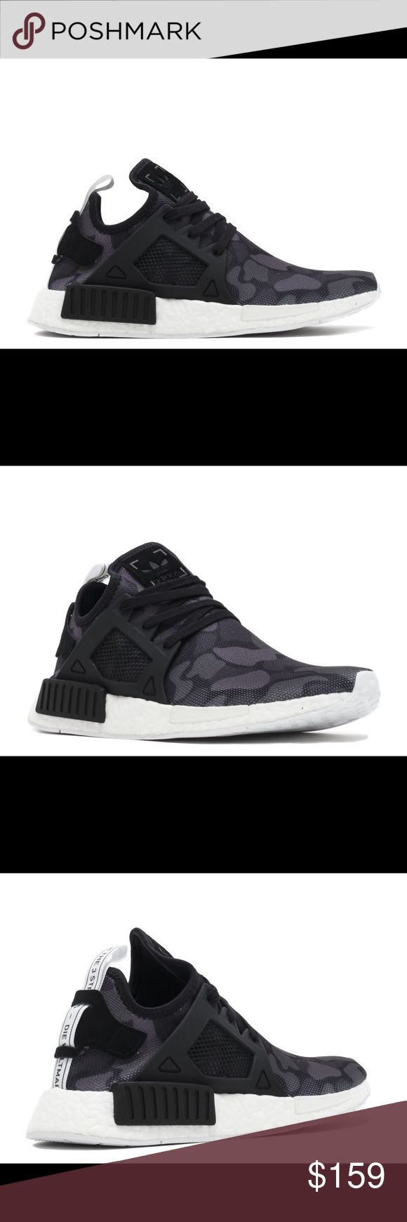 ADIDAS NMD XR1 Black Duck Camo DEADSTOCK size 8 men's. Adidas Shoes Sneakers
