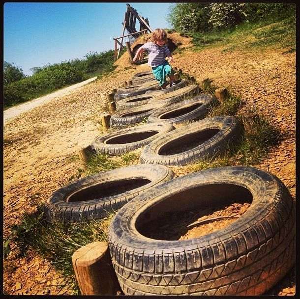 kids assault course - Google Search