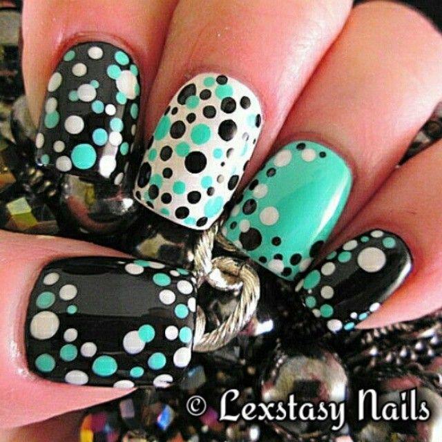 Instagram photo by lexstasynails #nail #nails #nailart