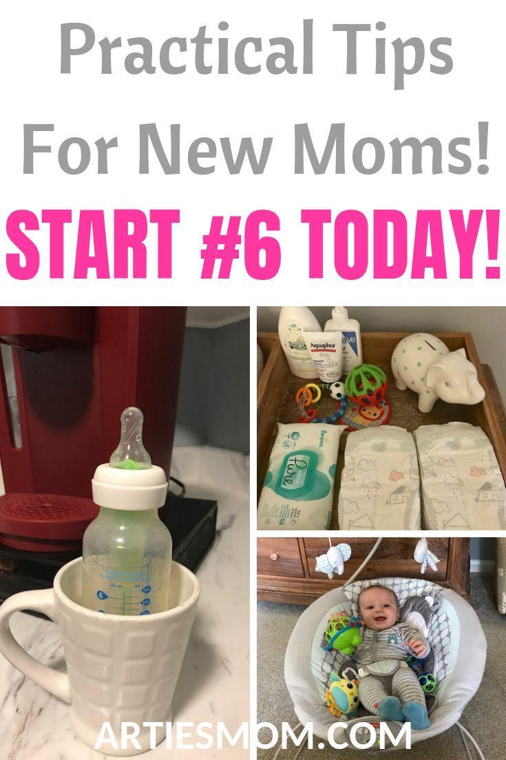 Neue Tipps und Tricks für Mütter!