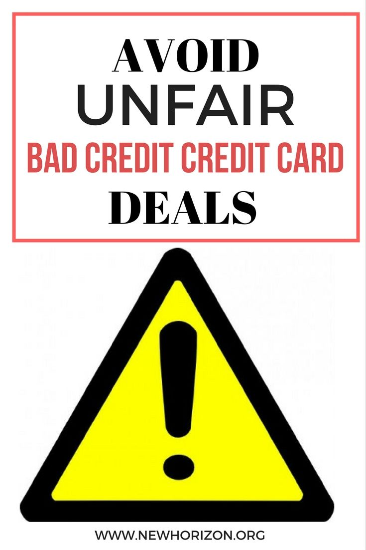 The Best Cards for Bad Credit for 2018