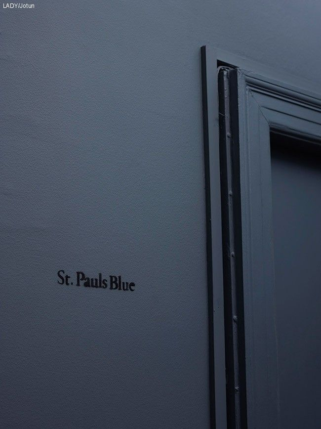Jotun St Paul Blue
