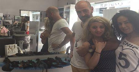 """Καλωσορίζουμε τον Hair Stylist Ioannis Makridis στους πρωτεργάτες της κίνησης «HOPE for HAIR» !  Η οικογένεια του «HOPE for HAIR» μεγαλώνει. Νέο μέλος στην κοινή προσπάθεια το κομμωτήριο """"Ioannis Makridis"""", το οποίο καλωσορίζεται στη χορεία των πρωτεργατών της κίνησης με την πεποίθηση ότι τα… παιδοχαμόγελα για τα επερχόμενα χρόνια θα είναι περισσότερα και εντονότερα.  Διαβάστε περισσότερα http://goo.gl/4emdLT"""