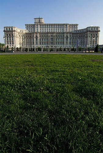 Romanian Palace of the Parliament