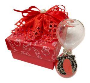 Clessidra con ciondolo laurea con scatola di serie confezionata   Bomboniere Laurea