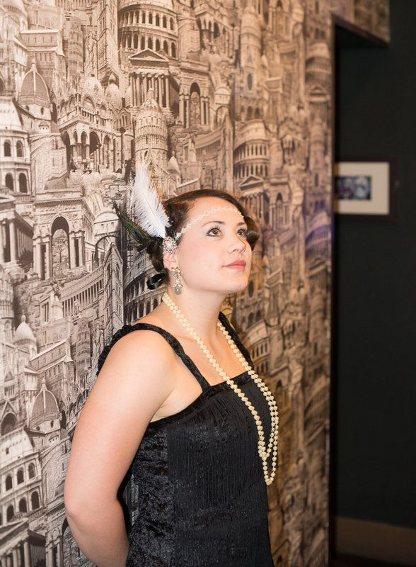 1920s hen party photo shoot what a perfect to mark the day