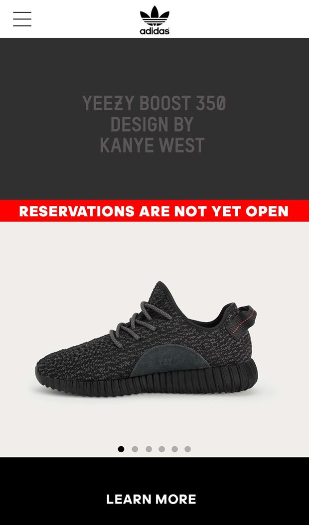 You\u0027re all probably wondering just how you\u0027ll lock down your pair of the \u201c Pirate Black\u201d Yeezy Boost 350 once the shoe re-releases on February You can  check ...