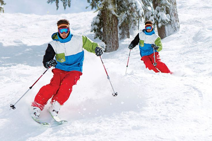 It's going to be a bumpy ride, but here are some tips from mogul-skier extraordinaire, Jonny Moseley.