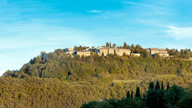 Hotel Montevedi, Castiglioncello del Trinoro, Siena. www.italianways.com/hotel-monteverdi-the-middle-ages-and-a-love-for-details/  #tuscany #italy #travelitaly