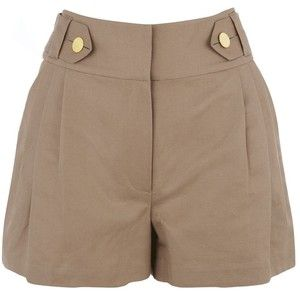 Warehouse Tab button shorts