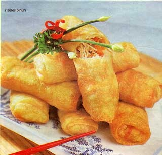 Risoles Bihun. My favourite snacks. ;) #IndonesianFood