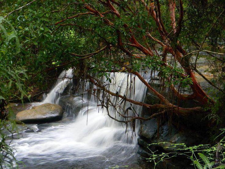 Air Terjun Pancur Aji Kalimantan Barat