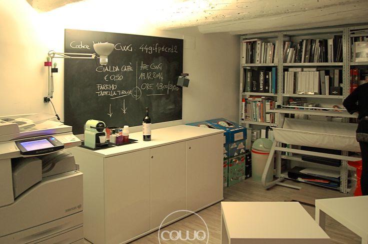 Spazio di coworking a Genova, in un ex magazzino del sale e dei tabacchi a ridosso del Porto Antico. Affiliato alla Rete Cowo® http://www.coworkingproject.com/coworking-network/genova-portoantico/