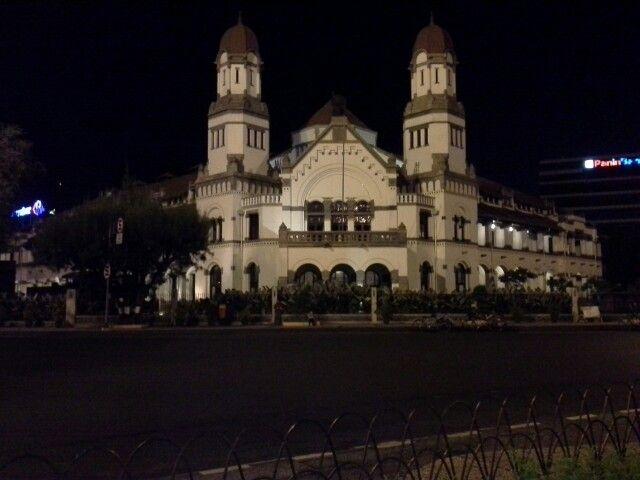 lawang sewu in Semarang