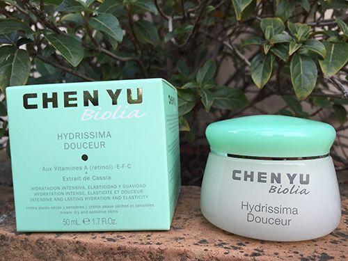 Os dejamos una interesantísima entrada del Blog GuapaYa de Andrea sobre la crema Hydrissima Douceur de Chen Yu para pieles Secas.
