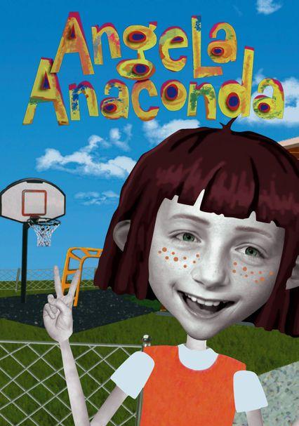 Angela Anaconda -