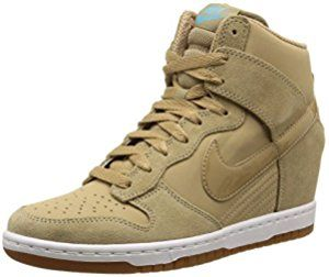 Nike Dunk Sky Hi Mesh 644877 Damen Hohe Sneakers
