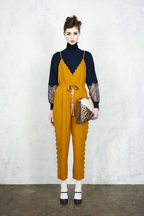 ルール ロジェット(leur logette) 2016-17年秋冬 コレクション Gallery8 - ファッションプレス