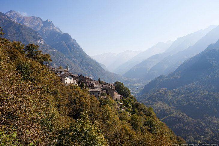 Скромная и прекрасная Северная Италия / Туристический спутник