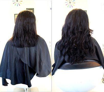 Przedłużanie włosów. #hair #włosy