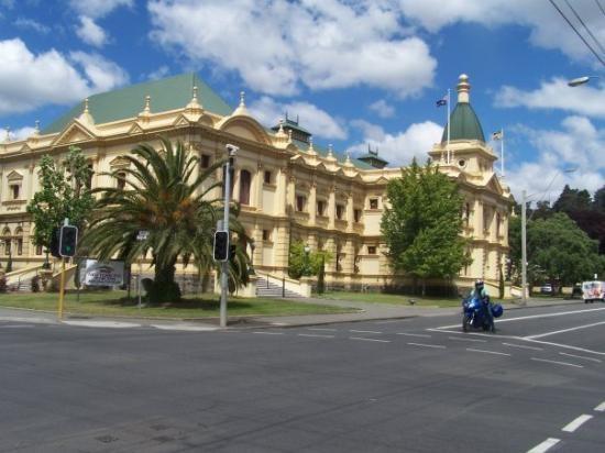 Albert Hall Launceston, Tasmania - Australia