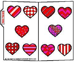 Förskolläraren: Spel till alla hjärtans dag