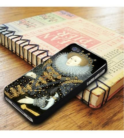 Queen Elizabeth iPhone 5|iPhone 5S Case
