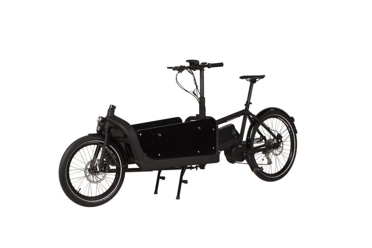 Electric Cargo Bike by BizzOnWheels