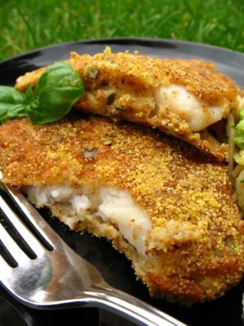 images of tilapia recipes | Junius and Pippi Take the Cake: Recipe: Crispy Tilapia