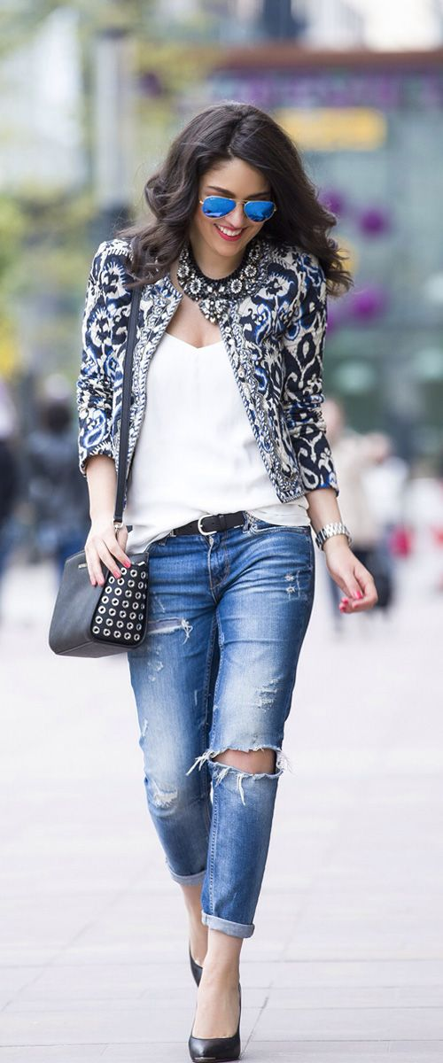 * FINALIST * Personalshopper Zipy  Jacket >> http://mng.us/1nlsfnK  #MangoStreet #SS14 #April