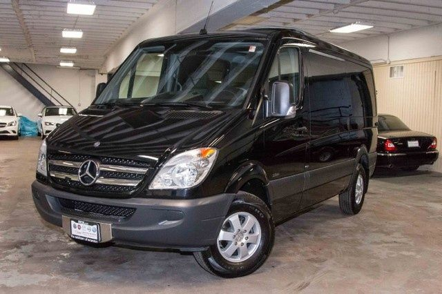 used mercedes benz sprinter for sale cargurus van life