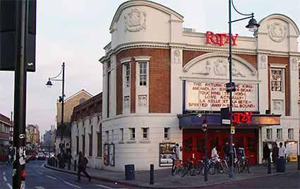 Electric Pavilion/Ritzy Cinema, Coldharbour Lane and Brixton Hill, Brixton 2003