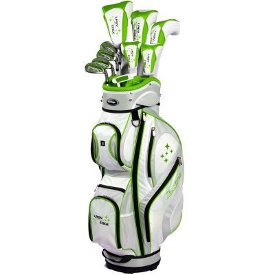 Women's Ladylight 8-Club Package Set by U.S. Kids  - Golf Clubs, Golf Equipment, Golf Shoes and More - Edwin Watts Golf